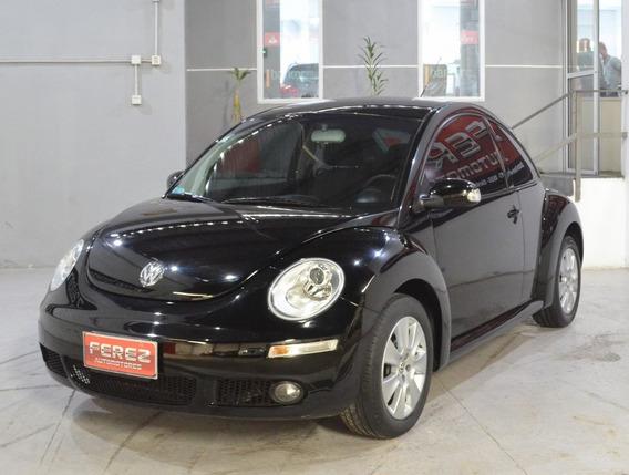 New Beetle 2.0 Advance Nafta 2010 3 Puertas Color Negro