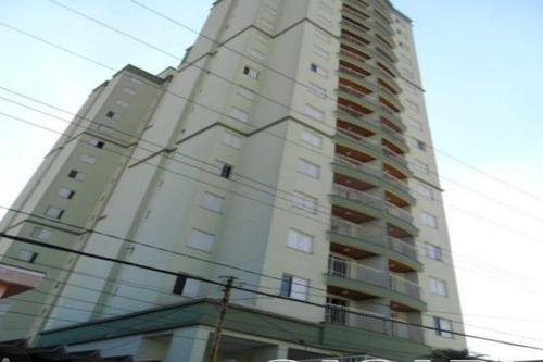 Apartamento Com 3 Dormitórios À Venda, 60 M² Por R$ 320.000,00 - Parque Bandeirante - Santo André/sp - Ap1323
