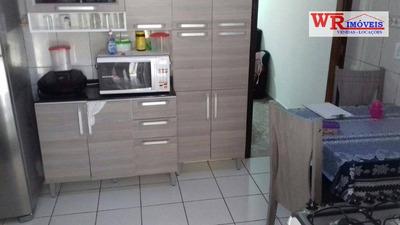 Casa Residencial À Venda, Vila Das Valsas, São Bernardo Do Campo. - Ca0265