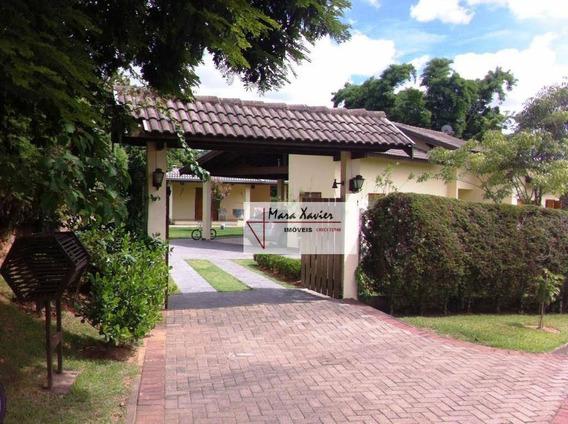Chácara Com 4 Dormitórios À Venda, 1100 M² Por R$ 1.070.000,00 - Condomínio Santa Fé - Vinhedo/sp - Ch0146