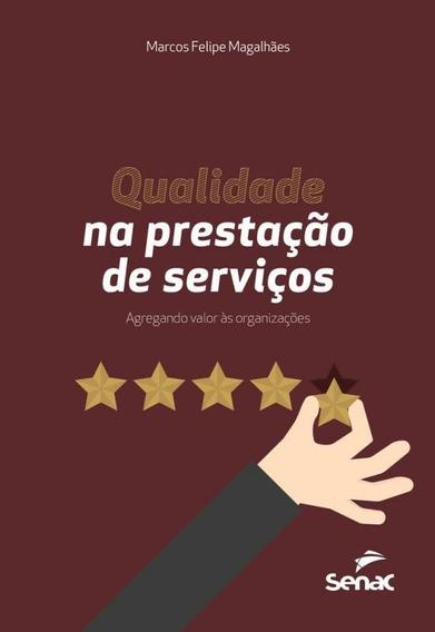 Qualidade Na Prestacao De Servicos - Senac