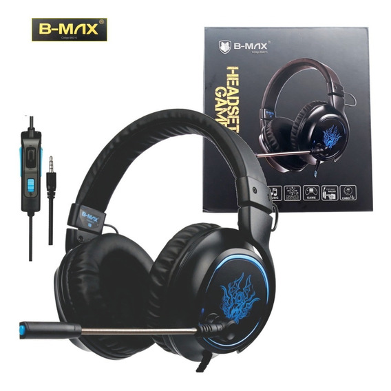Headset Gamer 7.1 Para Pc,ps4,tablet,xbox -bm 215