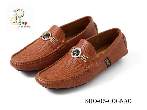Zapato Para Hombre Marca Pavini Mocasin Usa ( 1 )