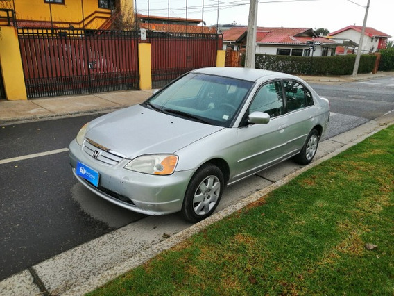 Honda Civic Lx 1.7 At 2004