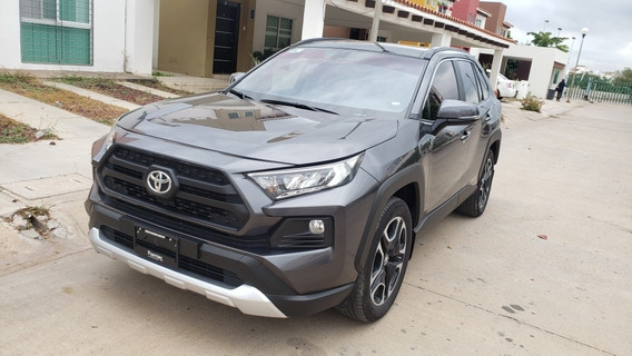 Toyota Rav4 2.5 Adventure 4wd At 2019