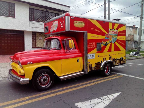 Gmc 1959 Food Trucks