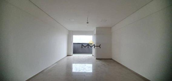 Sala Para Alugar, 40 M² - Encruzilhada - Santos/sp - Sa0309