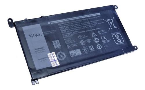 Bateria Notebook Dell Inspiron 7560 7460 7368 5570 42w Wdx0r