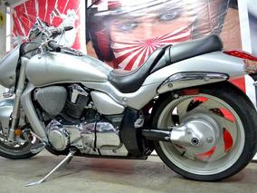 Poderosa Suzuki 1800cc Boulevard M109 Lista Para Viajar