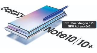 Galaxy Note 10 8gb \ 256gb Snapdragon 855 - 3 Cores - Impor.