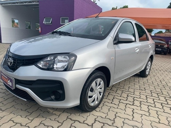Etios 1.5 X Sedan 16v Flex 4p Manual 41822km