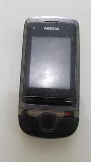 Celular Nokia C 2 - 05 Para Retirar Peças Os 2900
