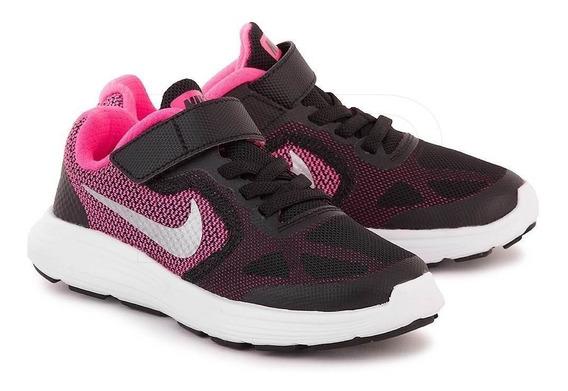 Tenis Infantil Nike Menina Numerações 29 31 34