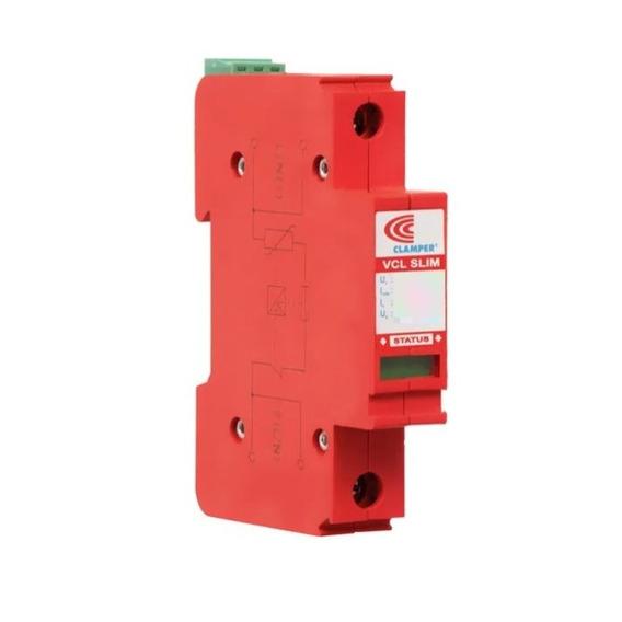 Supresor Picos Din Clase 2 Vcl 460v 30ka Slim/sr Clamper