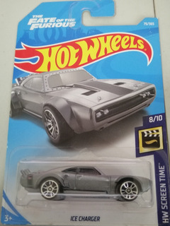 Hot Wheels Ice Charger Hw Screen Time 8/10 Fast And Furious
