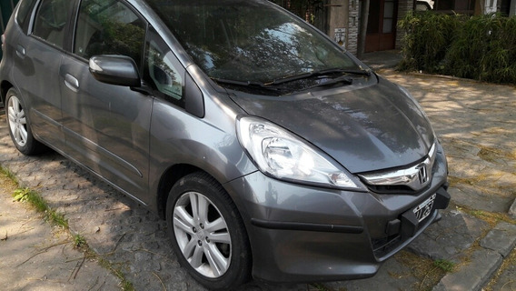 Honda Fit 1.5 Ex-l Mt 120cv 2013