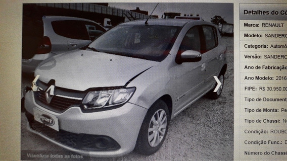 Renault Express Sandero 1.0 16 Vv Ex