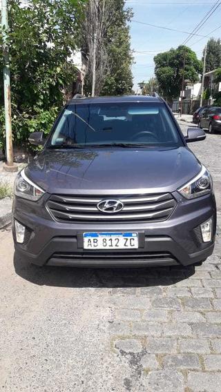 Hyundai Creta 1.6 Gl Connect Automática 2017