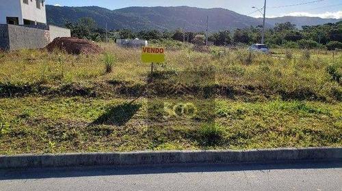Imagem 1 de 9 de Terreno À Venda, 281 M² Por R$ 279.000,00 - Forquilhas - São José/sc - Te0182