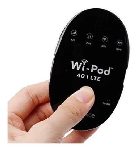 Modem Portatil Zte Wi-pod Hotspot 31 Usuarios Libre T/ Compa