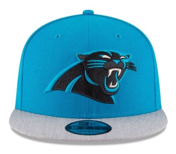 New Era Snapback 9fifty Carolina Panthers Nfl (envío Gratis)