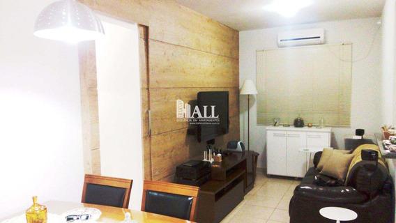 Apartamento Em São José Do Rio Preto Bairro Higienópolis - V1201