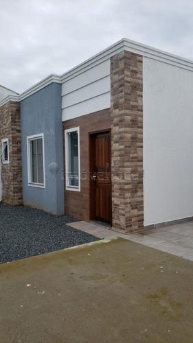 Casa Com 2 Dormitórios À Venda Com 88m² Por R$ 198.000,00 No Bairro Eliana - Guaratuba / Pr - Ca00122
