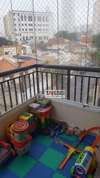 Apartamento À Venda, 75 M² Por R$ 630.000,00 - Ipiranga - São Paulo/sp - Ap1814