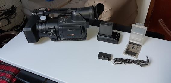 Panasonic Hvx 200 + Cartão P2 64g
