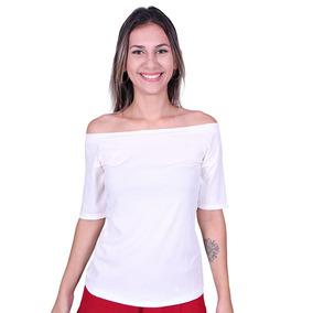 Blusa Canelada Formitz 54445 - Asya Fashion