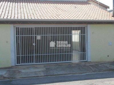 Casa À Venda, Residencial Veneto, Itu - Ca6064. - Ca6064