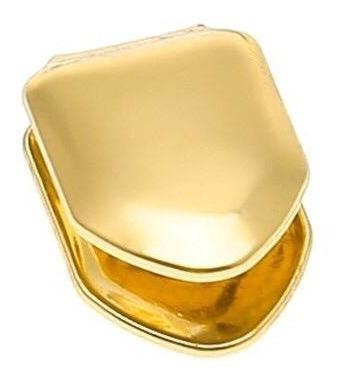 Grillz Dente De Ouro Ou Prata Hype Ice