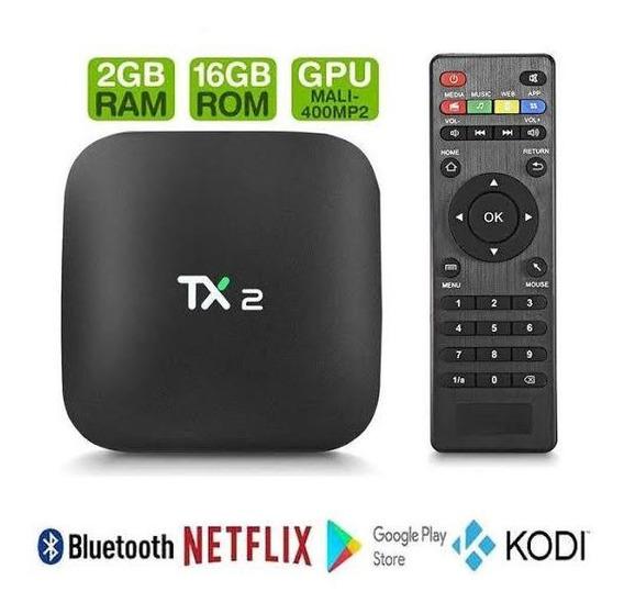 Cpu Android Box Para Tv 2 Gb De Ram 16 Gb De Rom