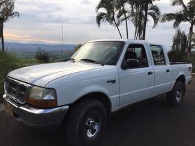 Ford Ranger 4x4 Automatica - Gas Y Gasolina
