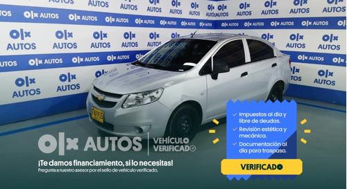 Chevroletsail Sedanmt 1.4l Aa 2ab Abs 4p 4x2- 2019