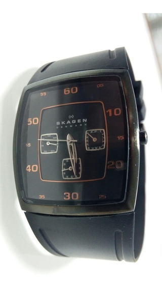 Relógio Skagen Dinamarca Importado = Omega, Longines, Mido!!