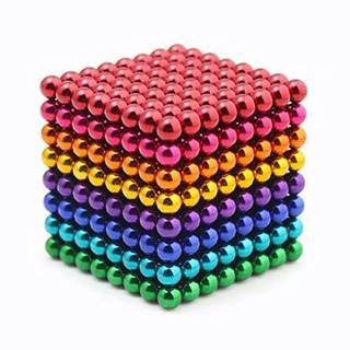 3mm 1000 Pieces Magnetic Ball Moldability Magnetic Toy Ster