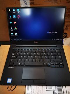 Laptop Ultrabook Dell Latitude 7370, M7 6ta Gen, 8gb, 256ssd