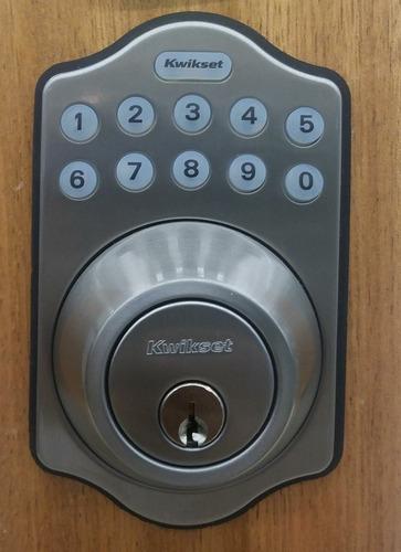 Cerradura Para Puerta Con Clave