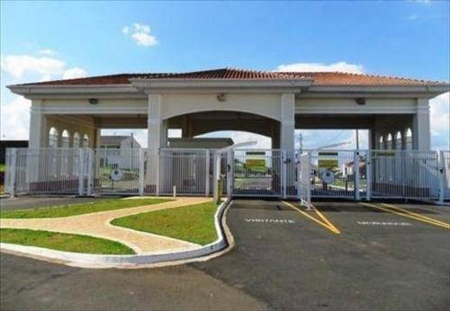 Terreno À Venda, 494 M² Por R$ 320.000,00 - Condomínio Terras Do Fontanário - Paulínia/sp - Te0089