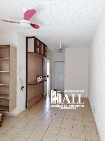 Casa De Condomínio Com 2 Dorms, Condomínio Residencial Parque Da Liberdade Iv, São José Do Rio Preto - R$ 195.000,00, 60m² - Codigo: 2637 - V2637