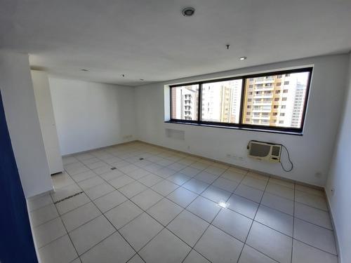 Sala Para Aluguel, 1 Vaga, Perdizes - São Paulo/sp - 1125