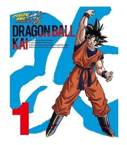 Imagen 1 de 6 de Blu-ray Cd Dragon Ball Kai Vol.1 Gastovic Anime Store