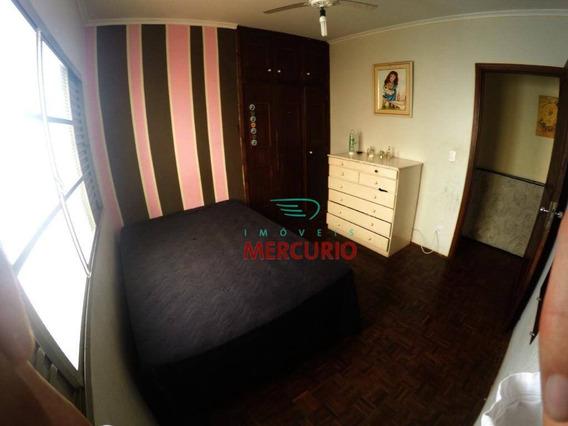 Casa Residencial Para Locação, Jardim Panorama, Bauru. - Ca2707