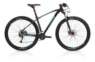 Bicicleta 29 Oggi 7.2 Rock Shox Trava Shimano Alivio Novo