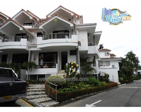Hermosa Casa Hacienda El Trapiche En Venta
