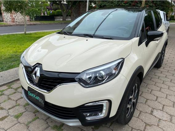 Renault Captur Iconic 2018 Beige Automático, Dakkar Autos