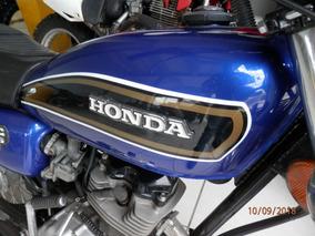 Honda Cg 125 Raridade 1977