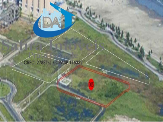 Área Para Comercialização Na Vila Mirim, Poucos Metros Da Praia , Próximo Ao Futuro Shopping, Praia Grande Sp - Ar00004 - 34386949