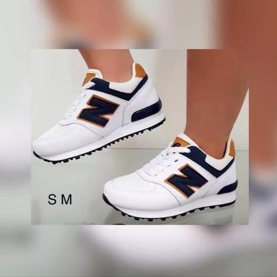 Zapatos Deportivos Para Niños Moda Colombiana